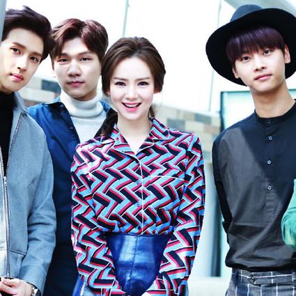 【CELEBEEX戚薇】你造吗?戚薇也默默做了一个韩国偶像都在穿的服装品牌。