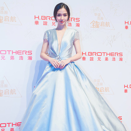 Angelababy又把自己穿成童话公主,林允儿挑战Gucci成功了!
