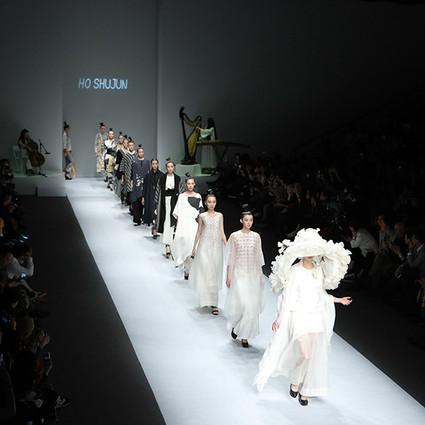 纽约时装周回归,高端设计师品牌HO SHUJUN(何淑君)惊艳深圳时装周