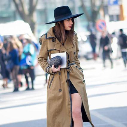 虽然身在天朝,但芭姐能让你穿的像在米兰时装周啊!