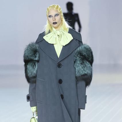 Marc Jacobs史上最萌身高差模特,Gaga踩恨天高走秀!