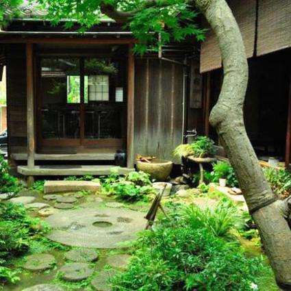 寻找最适合自己那一汪清澈温柔――东京茶室