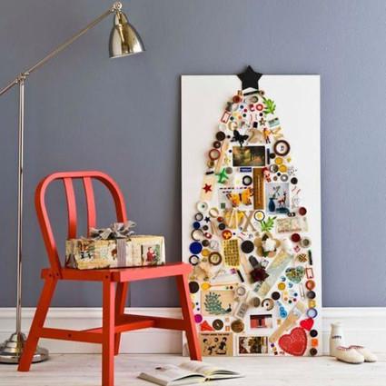 不只是圣诞节家里才会有圣诞树