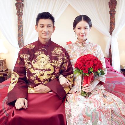 刘诗诗吴奇隆大婚,小虎队合体,他用一整个青春迎娶了刘诗诗!