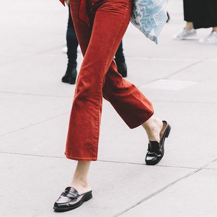 说走就走的感受,就是一双洋气皮拖鞋带你走遍全世界不磨脚!