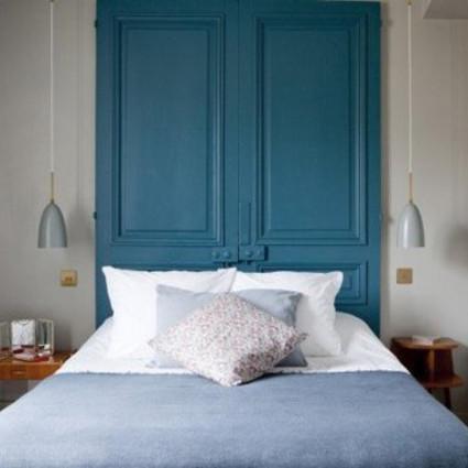 你的床头冷冷清清?10个DIY改造计划让它文艺起来