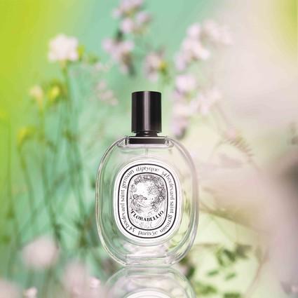 diptyque  芙罗拉淡香水 带你进入诗意的世界