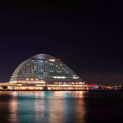 在日本神户港找到你对夜景的所有幻想