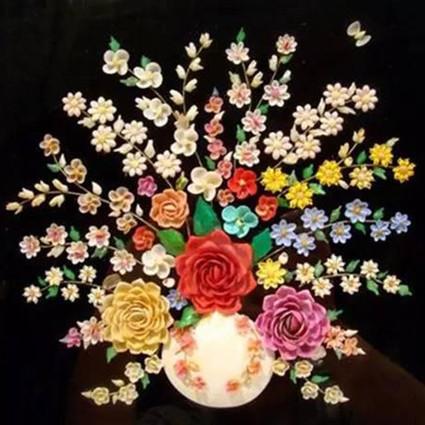 这些竟然都是贝壳开出的花,美哭啦!