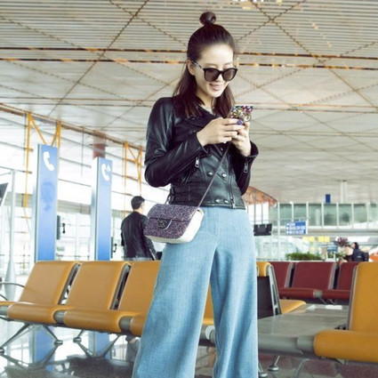 刘诗诗 有了这些包,出门想撞个包都难!