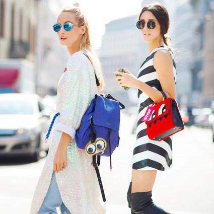 不潮不用花钱,这个夏天全部的少女心都在这些包里了!