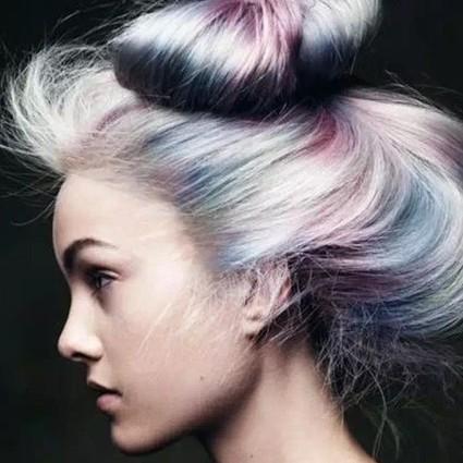 她染过的发色可绕地球一圈!不跟她学,出了错别怪我!