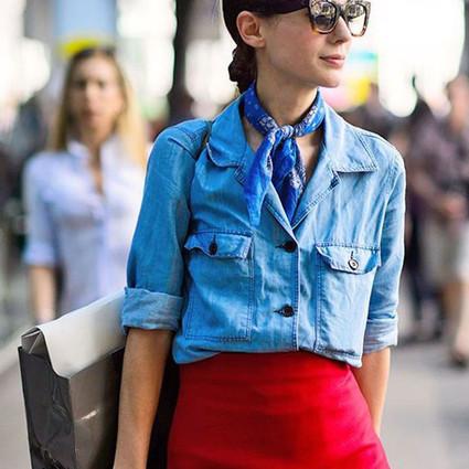 一件红色单品,就能带你进入活力的时髦夏日!