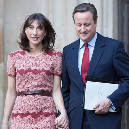 什么豹纹控新首相?拜托她才是唐宁街10号最会穿的女人!
