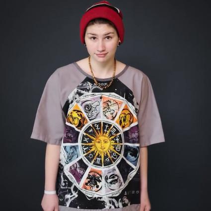 病号服也能变个性十足时尚单品