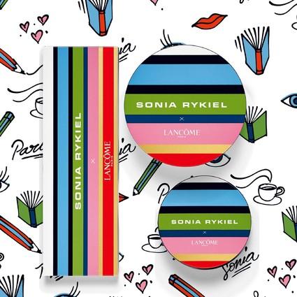 Sonia Rykiel  x Lancôme兰蔻巴黎左岸限量彩妆发布派对
