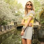 """""""时尚拥有其自身独特的表达能力,让我们与其对话""""欧亚潮流"""