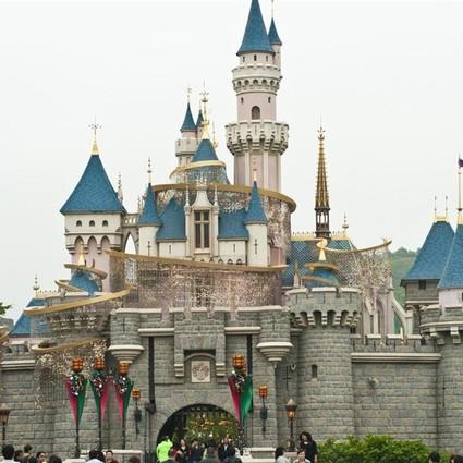 我想在迪士尼来场梦幻婚礼,比王祖蓝、Baby更甜蜜!