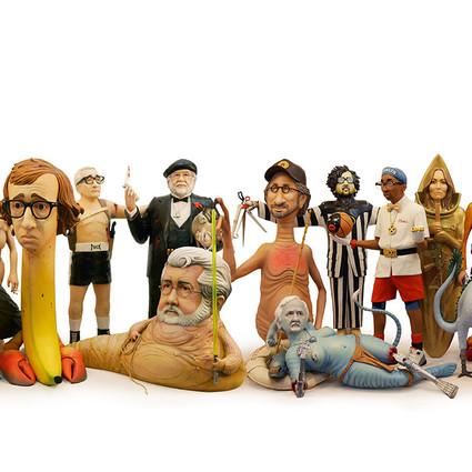 文青自考:小雕塑里,你看到了多少大师经典?