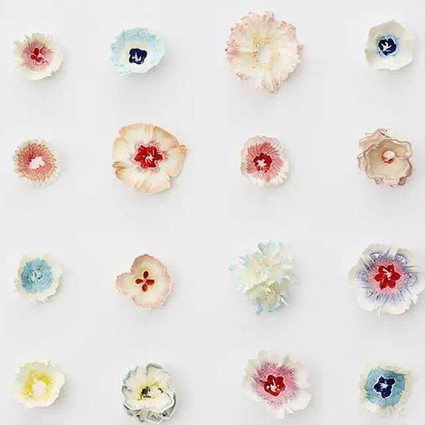 日本这位设计师把铅笔削出了花朵,把纸飞机变成了蒲公英…