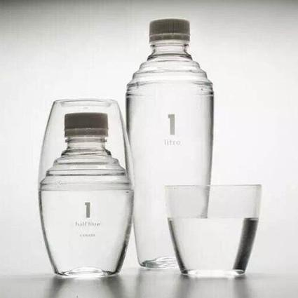小瓶子们装的不是水,是逼格~