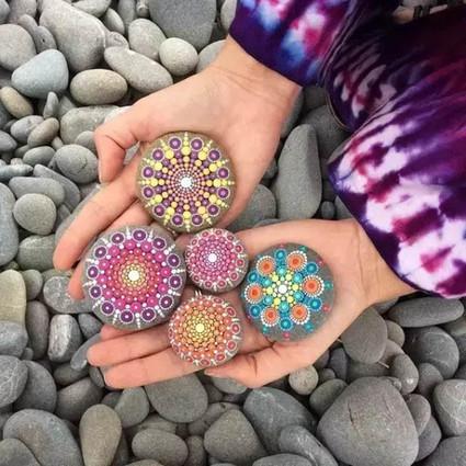 这些竟然都是石头!?