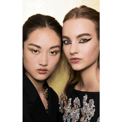 2016-2017 Dior迪奥秋冬高级订制时装系列彩妆妆容