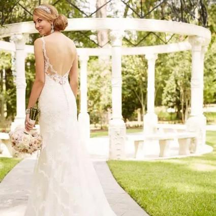 """用树叶""""种""""出来的婚纱,你会穿吗?"""