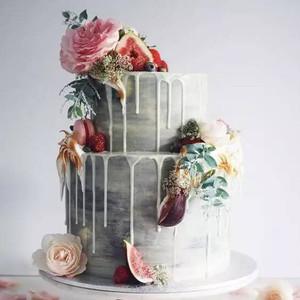 你吃的是蛋糕,人家吃的是艺术!