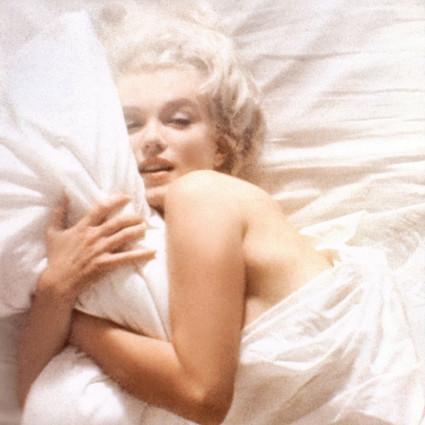 Douglas Kirkland镜头下的玛丽莲梦露,鲜活动人
