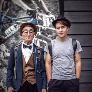 小野杰西,一个给85岁爷爷和大山里的精灵拍出时尚大片的摄影师!