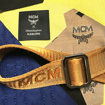 MCM携手英国设计师Christopher Raeburn 2017春夏成衣系列即将亮相伦敦时装周