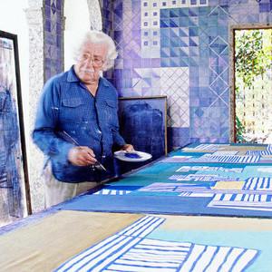 一个认为绘画本身就是在创造景观的设计师