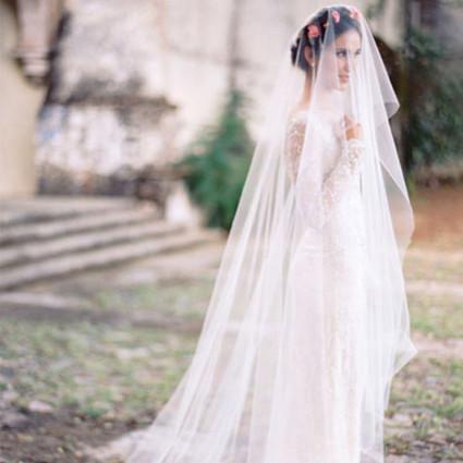 就算不是五月新娘,你也还是能做最美的新娘子~
