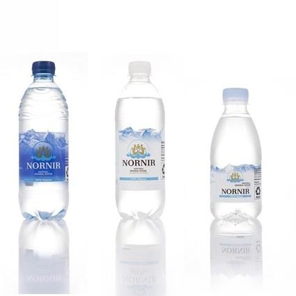 NORNIR(诺伦)丹麦天然矿泉水全球限量童话水发布