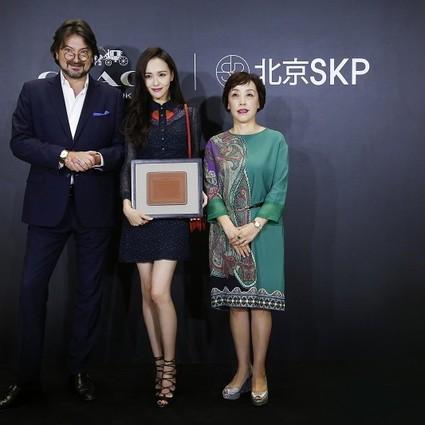 COACH中国首家复古手袋概念店于北京SKP盛大揭幕