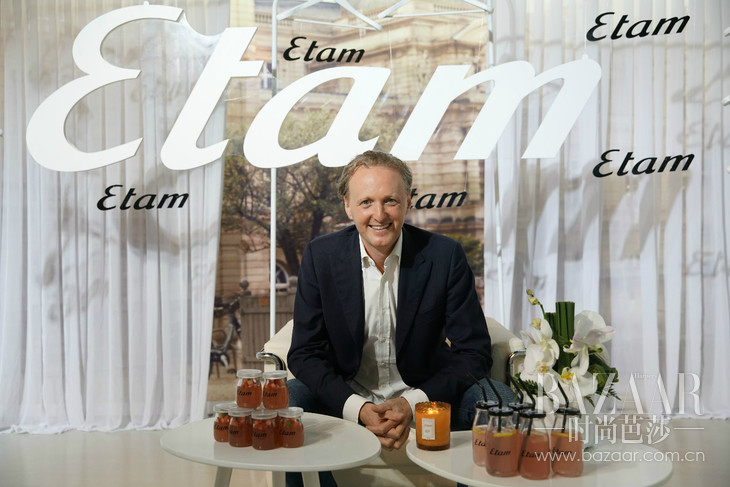 Etam China CEO Jacques Roizen