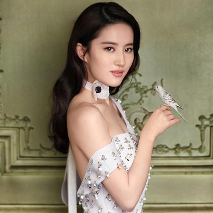 刘亦菲的美让人心碎,你真的不是下凡的小仙女吗?