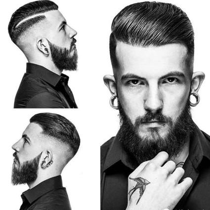 论男生发型的重要性,堪比整容!
