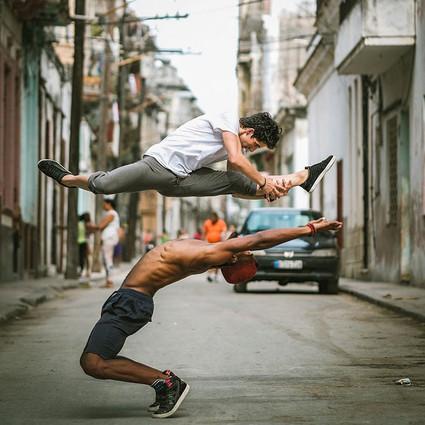 让OmarRobles带你走进街头舞者的世界