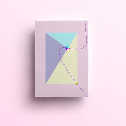 几何和线条就足够创造美