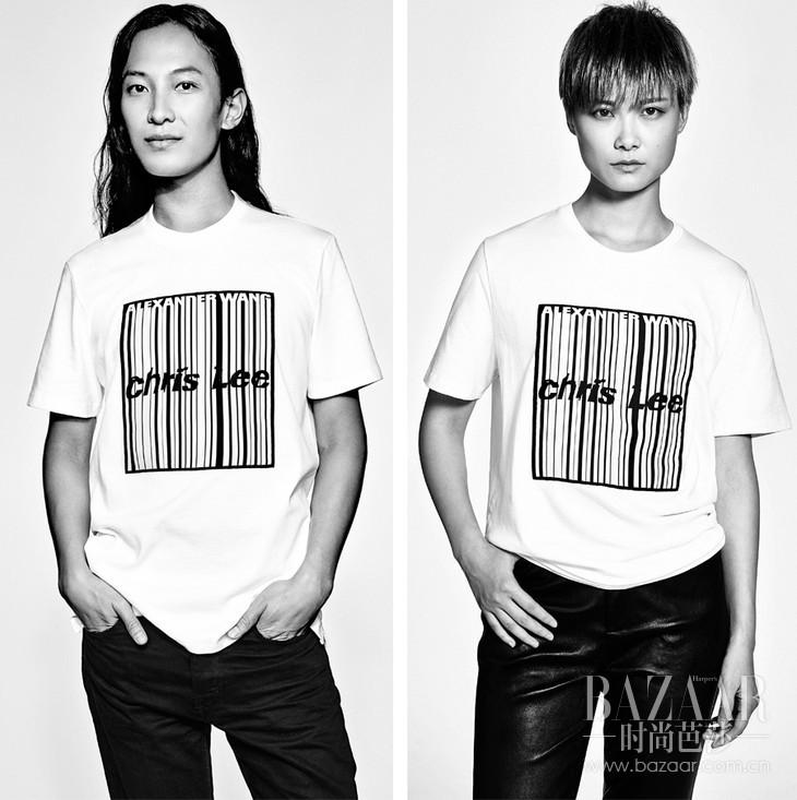 Alexander Wang×Chris Lee