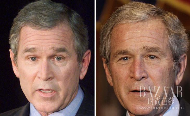 George W. Bush 2001 2008