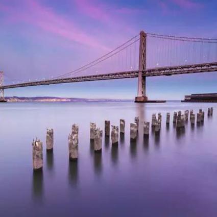 带你到世界上最美的大桥,一起走到天荒地老