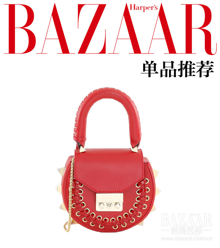 红色迷你包  Salar, 约RMB 3094