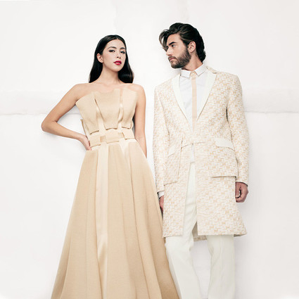 时尚新观察:美国时尚设计商业学院的设计师Yongjian (Tomy) Huang