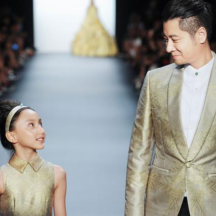 中国亲子品牌VICKY ZHANG首秀纽约,完成国际化形象升级!