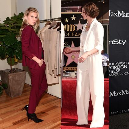 新工业时代的独立女性,你需要一套Max Mara酷帅西装套!