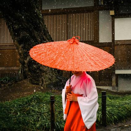 Shin Noguch用相机,还原最另类的日本街头