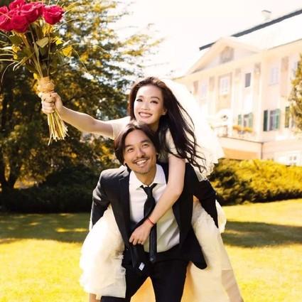 舒淇冯德伦结婚!20年的友谊之上,我终于为你穿上嫁衣!